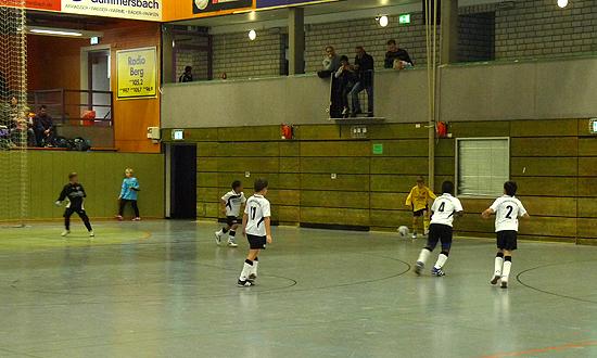 Hallenkreispokal U9-Junioren 2012
